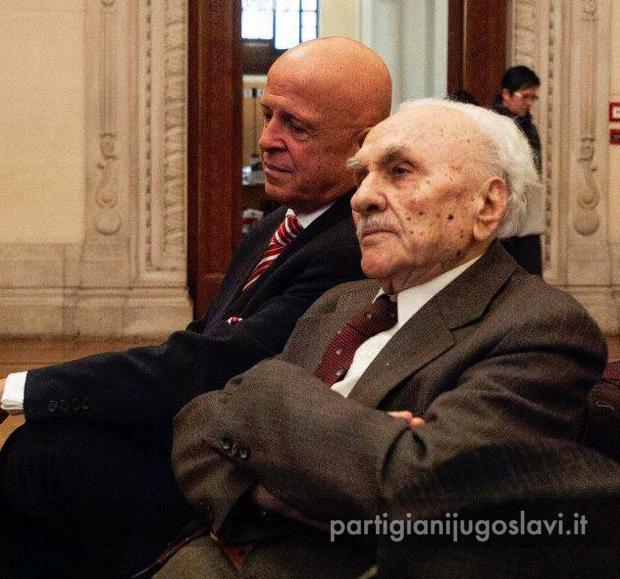 Dragutin Ivanoviu0107 a Udine il 29/1/2014