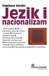 Snjeu017eana Kordiu0107: Jezik i nacionalizam